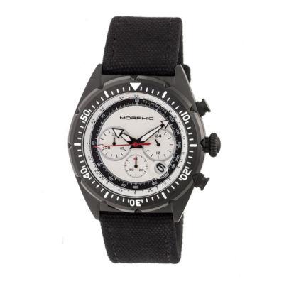 Morphic Unisex Black Bracelet Watch-Mph5304