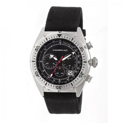 Morphic Unisex Black Bracelet Watch-Mph5301