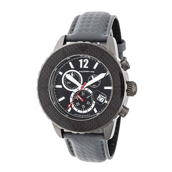 Morphic Unisex Gray Bracelet Watch-Mph5106