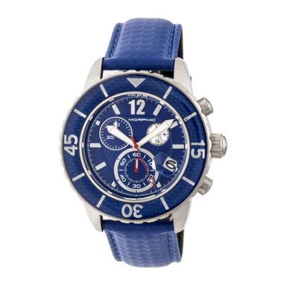 Morphic Unisex Blue Bracelet Watch-Mph5107