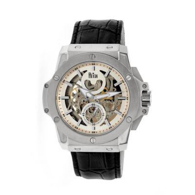 Reign Unisex Black Strap Watch-Reirn4001