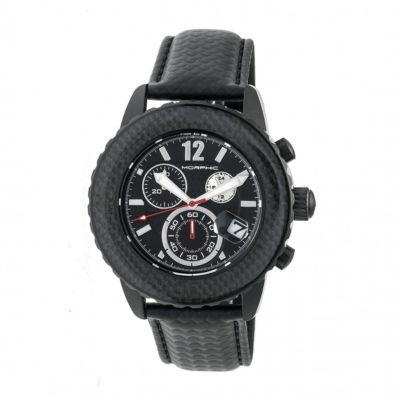 Morphic Unisex Black Bracelet Watch-Mph5104