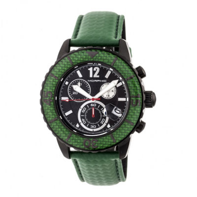Morphic Unisex Green Bracelet Watch-Mph5105