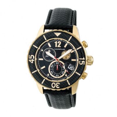 Morphic Unisex Black Bracelet Watch-Mph5102