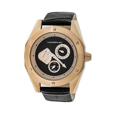 Morphic Unisex Black Bracelet Watch-Mph4607