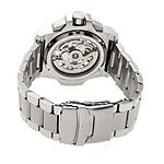 Reign Unisex Adult Automatic Silver Tone Stainless Steel Bracelet Watch-Reirn4006