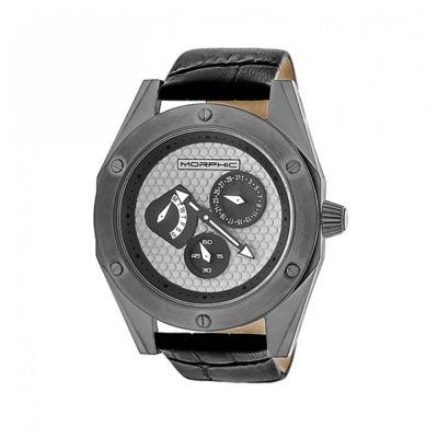 Morphic Unisex Black Bracelet Watch-Mph4605