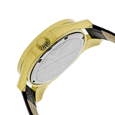 Morphic Unisex Black Bracelet Watch-Mph4606