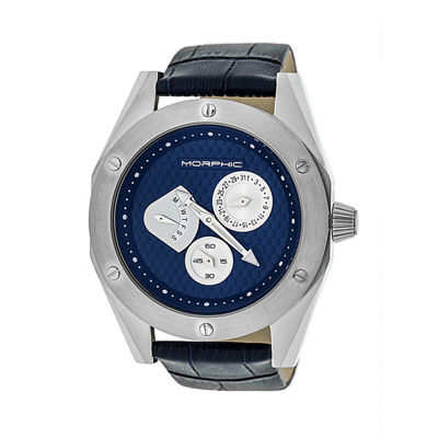 Morphic Unisex Blue Bracelet Watch-Mph4603