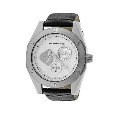 Morphic Unisex Black Bracelet Watch-Mph4601