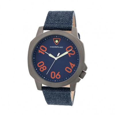 Morphic Unisex Blue Bracelet Watch-Mph4105
