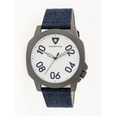Morphic Unisex Blue Bracelet Watch-Mph4106