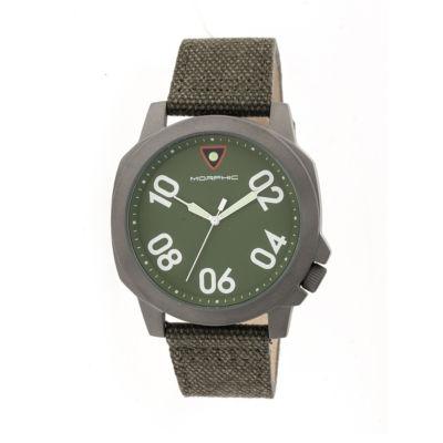 Morphic Unisex Green Bracelet Watch-Mph4104