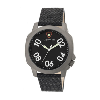 Morphic Unisex Black Bracelet Watch-Mph4101