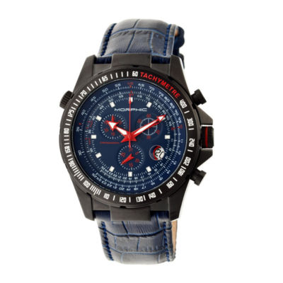 Morphic Unisex Blue Bracelet Watch-Mph3606