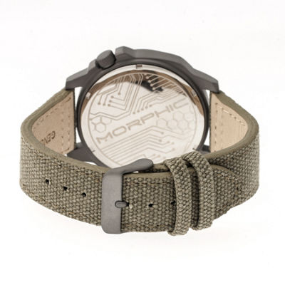 Morphic Unisex Brown Bracelet Watch-Mph4102