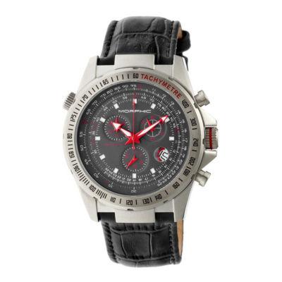 Morphic Unisex Black Bracelet Watch-Mph3604