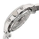Reign Unisex Adult Automatic Silver Tone Stainless Steel Bracelet Watch-Reirn4301