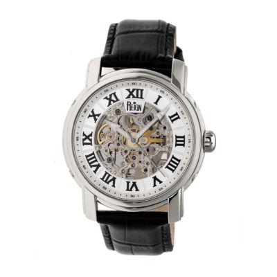 Reign Unisex Black Strap Watch-Reirn4303