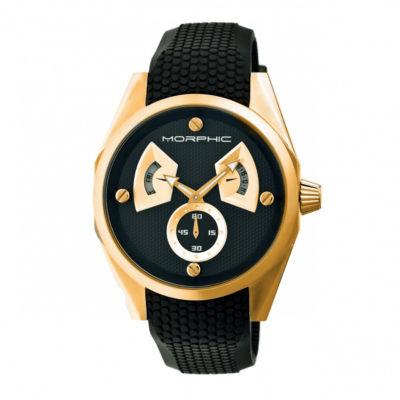 Morphic Unisex Black Bracelet Watch-Mph3406