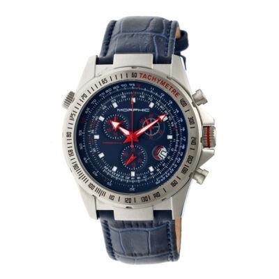 Morphic Unisex Blue Bracelet Watch-Mph3603