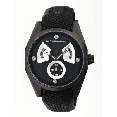 Morphic Unisex Black Bracelet Watch-Mph3404
