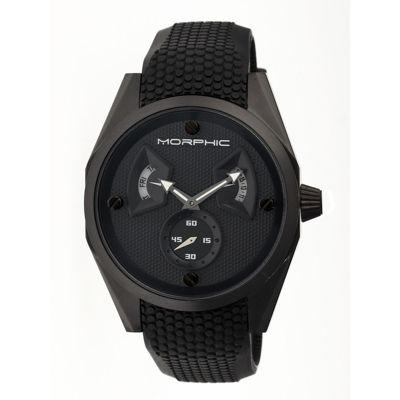 Morphic Unisex Black Bracelet Watch-Mph3405