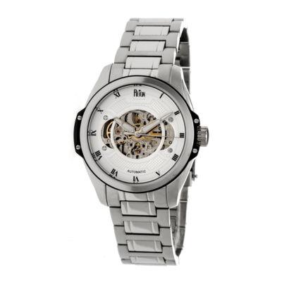 Reign Unisex Silver Tone Bracelet Watch-Reirn4501
