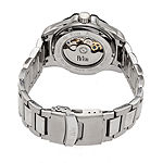 Reign Unisex Adult Automatic Silver Tone Stainless Steel Bracelet Watch-Reirn4502
