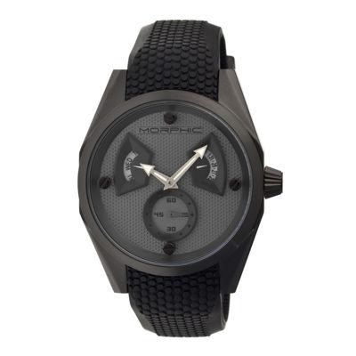 Morphic Unisex Black Bracelet Watch-Mph3403