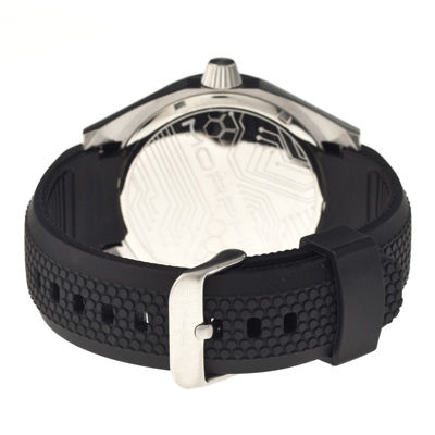 Morphic Unisex Black Bracelet Watch-Mph3401