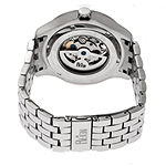 Reign Unisex Adult Automatic Silver Tone Stainless Steel Bracelet Watch-Reirn4701