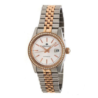Empress Unisex Two Tone Bracelet Watch-Empem1507