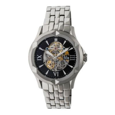 Reign Unisex Silver Tone Bracelet Watch-Reirn4702