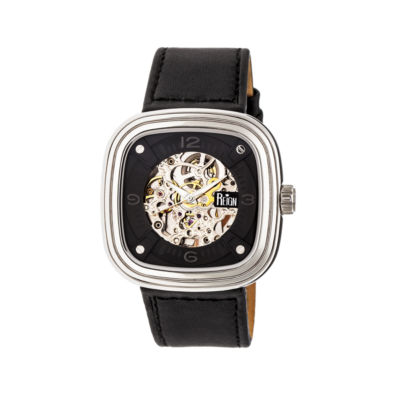 Reign Unisex Black Strap Watch-Reirn4803