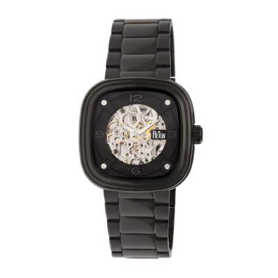 Reign Unisex Black Bracelet Watch-Reirn4802