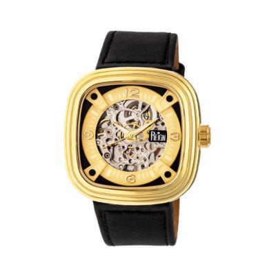 Reign Unisex Black Strap Watch-Reirn4804