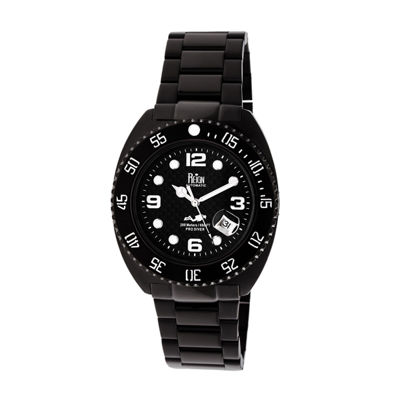 Reign Unisex Black Bracelet Watch-Reirn4904
