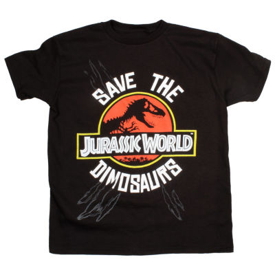 Jurassic World Graphic T-Shirt Boys