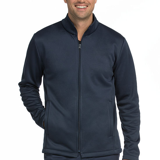 Med Couture Activate 8688 Mens Bonded Fleece Med Tech Jacket