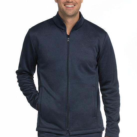Med Couture Activate 8688 Mens Bonded Fleece Med Tech Jacket - Big