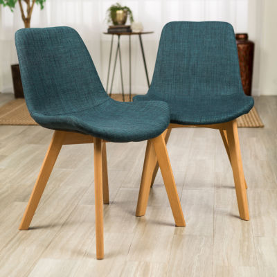 Upholstered Side Accent Chairs
