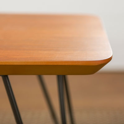 Hairpin Dining Bench