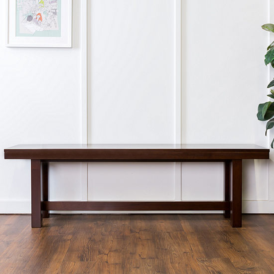 Wood Kichen Dining Bench