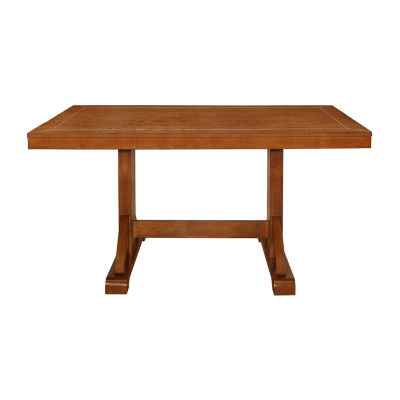 Millwright Wood Dining Table