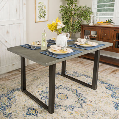 Madison Wood Dining Table