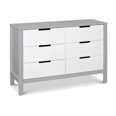 Carter's Colby 6-Drawer Nursery Dresser