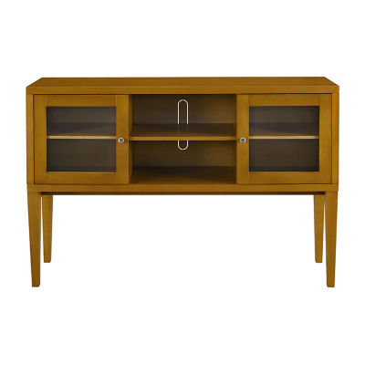 """52"""" Hepworth Wood Buffet with Tapered Legs"""