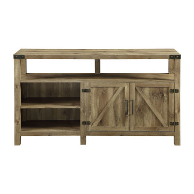 "58"" Barndoor Highboy Console"
