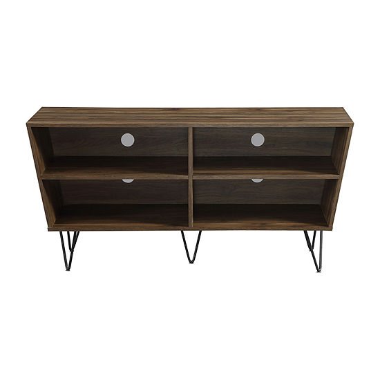 """52"""" Crosby Angled Side TV Console"""